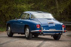 1960 Lancia Flaminia Sport Coupé by Zagato