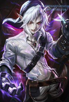 Dark Link by Sakimi chan