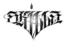 SKILLS Tattoo Lettering Styles, Chicano Lettering, Graffiti Lettering Fonts, Graffiti Tattoo, Graffiti Drawing, Tattoo Script, Graffiti Alphabet, Creative Lettering, Tattoo Fonts