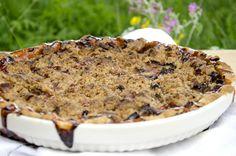 Verdens beste rabarbrapai Malted Barley, Rhubarb Recipes, Banana Bread, Mashed Potatoes, Spices, Food And Drink, Baking, Ethnic Recipes, Bakken