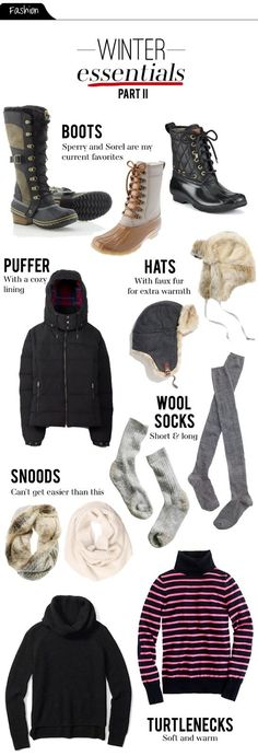 And here are some of the other things that keep me warm during the winter, any great recent discoveries that you'd like to share? Hop...