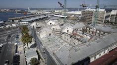 Patrimonio Industrial Arquitectónico: Obras de rehabilitación de la Fábrica de Tabacos d...