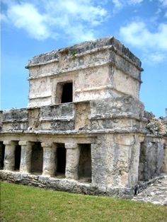 Tulum, Mexico. Amazing! See the face?