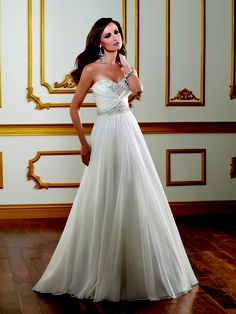 Mori Lee dress. I actually tried this on the other day and LOVED how it looked. So pretty.