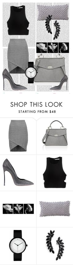 """""""Untitled #81"""" by erna-pozderovic ❤ liked on Polyvore featuring Oris, Splendid, Proenza Schouler, Casadei, T By Alexander Wang, Victoria Classics and Cristabelle"""