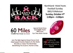 cancer maine events breast