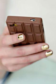 chocolate- iphone case <3 <3 <3 <3 <3