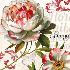 Dekupaj Desenleri: Çiçekler_Lisa Audit Yapımı_(94 Adet)