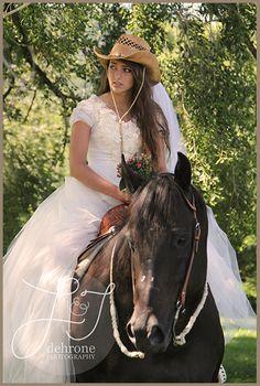 Cowgirl Wedding Line by Bilancia Designs