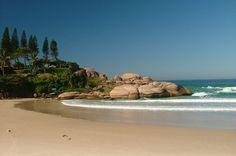 Praia da Joaquina - Florianópolis, SC