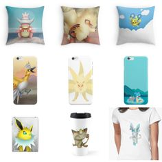 You can get These and more at my redbubble online Shop:  www.redbubble.com/people/electrodion  #pokemon #slowking #arcanine #pikachu #hooh #ninetales #lapras #jolteon #meowth #sylveon #shiny #redbubble #kitsune #demon #eeveelution