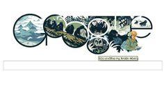Στη Νταϊάν Φόσεϊ είναι αφιερωμένο το σημερινό doodle - imonline  http://www.imonline.gr/a/sti-ntaian-fosei-einai-afieromeno-to-simerino-doodle-624.html