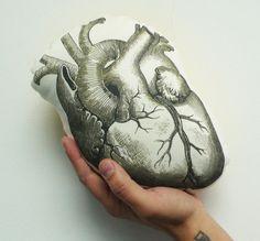 Cojín decorativo Corazón. Día de San Valentín. por IntegralShop