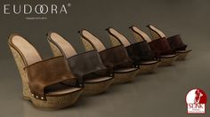 Eudora Akesha Wedges Gamma Browns of BRS Edition Preview | Flickr - Photo Sharing!