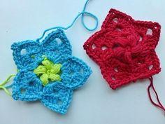 Advent Calendar * December 10, 2012 * Crochet Star