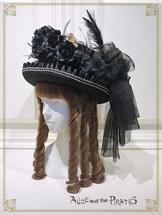 Alice and the Pirates Sacred dream's Lucianna silk hat