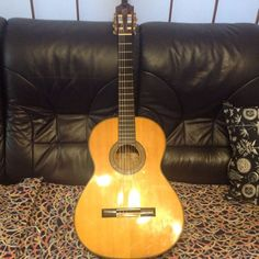 YAMAHA GC-5M 1978 Grand Concert BY HARADA Classical Acoustic Guitar With S/Case…