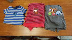 Thayne's onesies from his loving uncles!