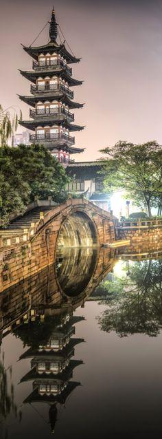 Nanxiang Ancient Town, Shanghai, China