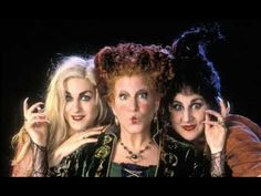 Hocus Pocus - I Put A Spell On You 1 Hour loop Non Scary Halloween Movies, Classic Halloween Movies, Halloween Kids, Halloween Candy, Scary Films, Halloween Costumes, Halloween Tricks, Halloween Inspo, Halloween Sale
