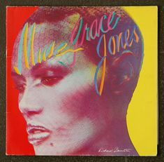 Grace Jones by Richard Bernstein