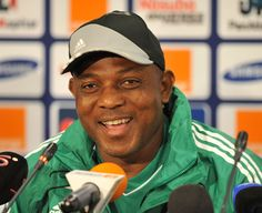 Super Eagles coach Stephen Keshi is confident that Nigeria will qualify for the 2015 African Nations Cup tournament. Nigeria is in a.