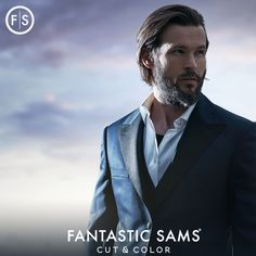 What Every Man Needs to Know about Hair Color https://www.fantasticsams.com/about/news/what-every-man-needs-know-about-hair-color #FantasticSams #MensHair