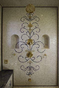 Luxury Bathroom shower area