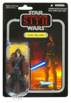 Amazon.com: Star Wars 2010 Vintage Collection Action Figure Anakin Skywalker: Toys & Games