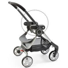 Stokke Xplory & Scoot Car Seat Adaptor - Maxi-Cosi Stokke  - will hold nuna pipa