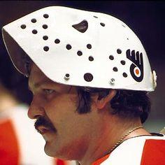 Bernie Parent Hockey Rules, Flyers Hockey, Hockey Goalie, Hockey Teams, Ice Hockey, Hockey Stuff, Flyers Stanley Cup, Bernie Parent, Philadelphia Sports
