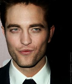 Robert Pattinson...the LORD IS GOOD!