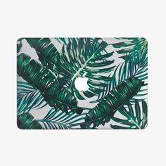 Tropical Floral MacBook Pro 13 2018 Skin Case MacBook 12 Hard Shell Floral MacBook Air 13 Clear Case Apple Laptop, Mac Laptop, Laptop Decal, Laptop Skin, Laptop Bags, Macbook Pro Retina, Macbook Pro Skin, Macbook Air 13, Computers