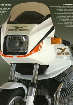 Scan of an original Moto Guzzi Le Mans 850 III brochure. Part of my collection Moto Guzzi Motorcycles, Air Car, Classic Motors, Cool Bikes, Le Mans, Ducati, Motorbikes, Brochures, Ties