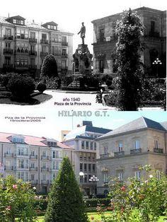 Plaza de la Provincia 1940-2005