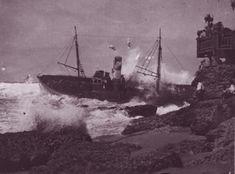 O Palhetas na Foz: Naufrágios nos mares da Figueira da Foz