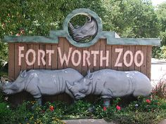 Fourth stop - Leaving New Mexico and entering Texas, our first city is Fort Worth. Fort Worth is apparently home to a pretty sizable zoo that critics rave about. Fort Worth Zoo, Fort Worth Texas, The Places Youll Go, Great Places, Zoo Tickets, Texas Bucket List, Super 8, Tarrant County, List Of Animals