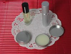 A tutorial for making a solid perfume...want to try this!