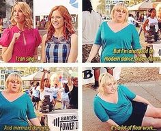 Fat Amy is the only reason I tolerate the movie Fat Amy, Laughter The Best Medicine, Movies Worth Watching, Pitch Perfect, Modern Dance, About Time Movie, I Love To Laugh, Music Tv, Movies Showing