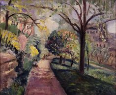 Charles Camoin, ST PIERRE, MONTMARTRE