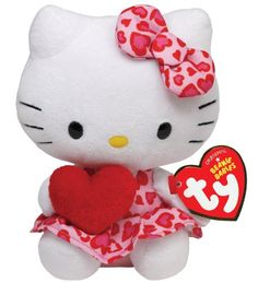 Ty Hello Kitty - Heart Ty Beanie Babies http://www.amazon.com/dp/B00AM5Z7BK/ref=cm_sw_r_pi_dp_mS.Qub065FWGV