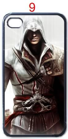 New Assassins Creed Apple iPhone 4 4S Hard Case Exclusive Assorted Design | eBay