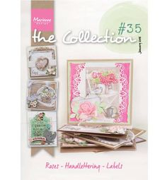 Marianne Design The Collection Magazine 2016-35 (max. 1 per best