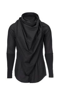 SAXONY NEW ARRIVALS - JUNE | VOYAGER SCARF SHIRT - 12W1108SAX I have this one its actually really comfortable
