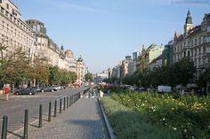 Wenceslas Square - Prague Pictures 97/252