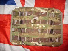 osprey body armour mk4A side plate pocket pouch