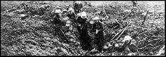 Canadian soldiers captured German trenches at Vimy Ridge. Leonard Huang/Jet Cheung.CHC2P1-14