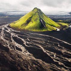Landmannalaugar. Iceland