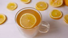 Our Detox Lemonade Is The Only De-Bloating Trick You Need