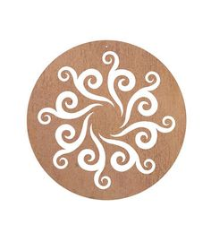 Laser Cut Wall Art - Celtic Circle 1 from Earth Homewares